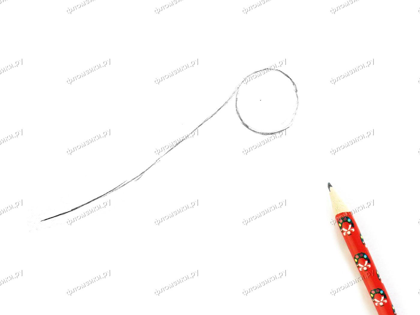 Как нарисовать воробья поэтапно