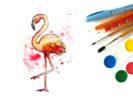 kak-narisovat-flamingo-poetapno-miniatyura
